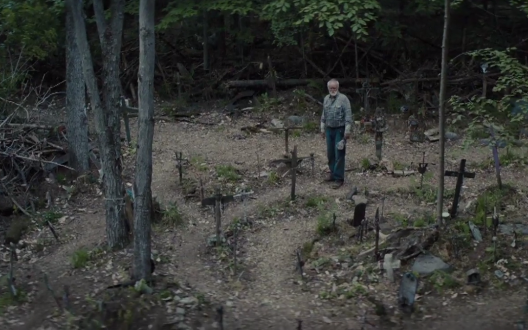 "Stephen King's ""Pet Sematary"" In Theaters April 2019"